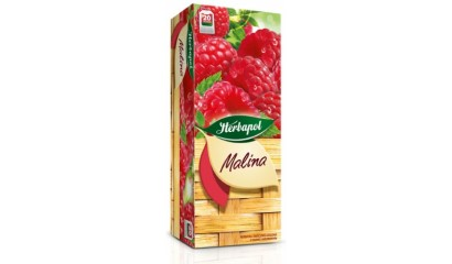 Herbata owocowa HERBAPOL malina (20T)