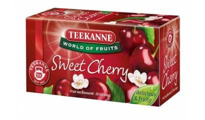 Herbata owocowa TEEKANNE Sweet Cherry (20T)