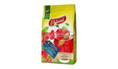 Herbata rozpuszczalna EKOLAND malinowa 300g