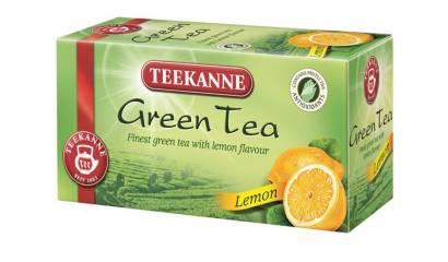 Herbata zielona TEEKANNE Green Tea Lemon (20T)