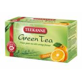 Herbata zielona TEEKANNE Green Tea Orange (20T)