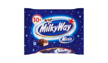 Baton MILKY WAY Mini 170g