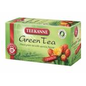 Herbata zielona TEEKANNE Green Tea z opuncją (20T)