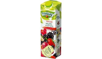 Sok Tymbark 1L. Multiwitamina (czerwone owoce)