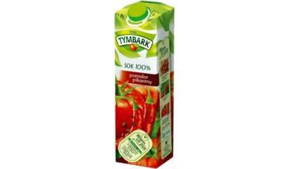 Sok Tymbark Pikantny Pomidorowy 1L (6szt)