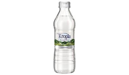 Woda mineralna KROPLA BESKIDU n/gazowana 0.25L but. szklana (24szt)