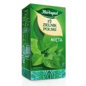 Herbata ziołowa HERBAPOL mięta (20T)