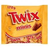 Baton TWIX Mini 170g