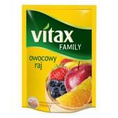 Herbata owocowa VITAX Family owocowy raj (24T)
