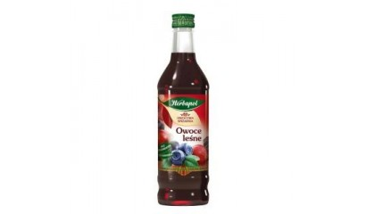Syrop domowy HERBAPOL owoce leśne 420ml