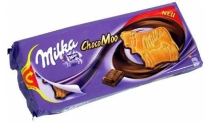 Ciastka MILKA Choco Moo 160g