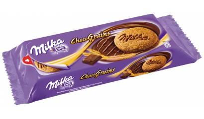 Ciastka MILKA Choco Grains 126g