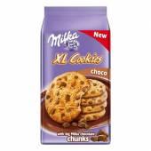Ciastka Pieguski MILKA XL Cookies czekolada 184g