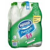 Woda mineralna NESTLE Aquarel / Pure Life 1.5l gaz.(6szt)