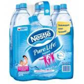 Woda mineralna NESTLE Aquarel / Pure Life 1.5l ngaz.(6szt)