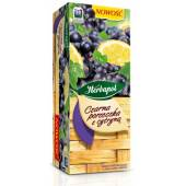 Herbata owocowa HERBAPOL czarna porzeczka z cytryną (20T)