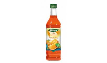 Syrop domowy HERBAPOL pomarańcza 420ml