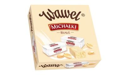 Cukierki Michałki białe 500g