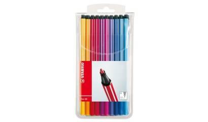 Flamastry STABILO Pen 68 kpl. 20kol. 6820/PL