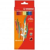 Kredki ołówkowe STABILO Color+ Neon 12 kolorów 1912/77-01