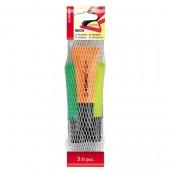 Zakreślacz STABILO NEON tuba kpl.3 kolory 72 / 3-2