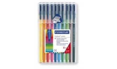 Flamastry STAEDTLER Triplus Color 323 10kol. 323 SB10