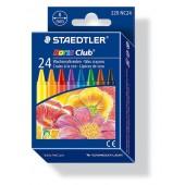 Kredki woskowe STAEDTLER Noris Club (24kol.) 220 NC24