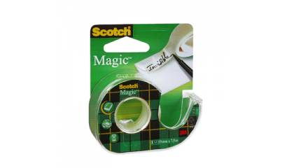 Taśma SCOTCH 3M Magic 890 8-1975 19x7,6 na dyspenserze