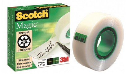 Taśma SCOTCH 3M Magic 810 19x33 FT510060393 (2+1 gratis)
