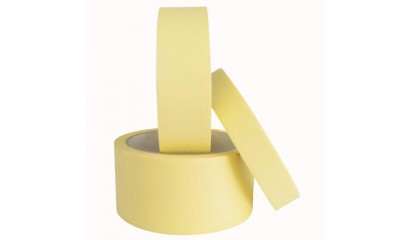 Taśma maskująca SMART 25mmx40m żółta