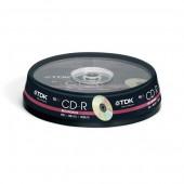 Płyta CD-R TDK 700MB cake (10szt)