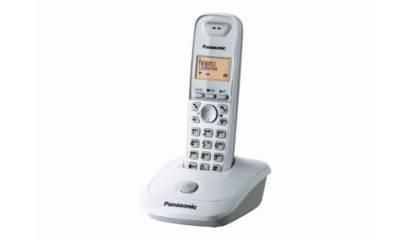 Telefon PANASONIC bezprzewodowy KX-TG2511PDW biały