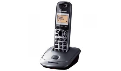 Telefon PANASONIC bezprzewodowy KX-TG2511PDM szary
