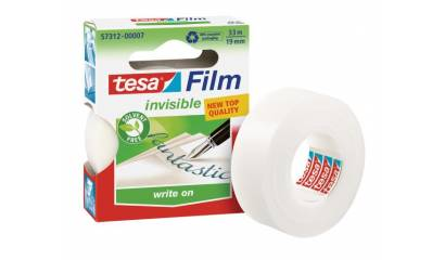 Taśma TESA tesafilm® invisible 19mm x 33m 57312