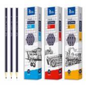 Ołówek TETIS PIXELL HB KV060-HB