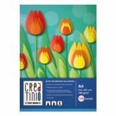 Blok techniczny TOP-2000 Creatinio A4 / 10 kartek 160g kolorowy