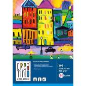 Blok do malowania TOP-2000 Creatinio A4 / 20 kartek 120g