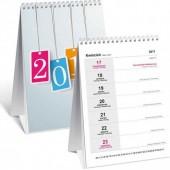 Kalendarz biurkowy TOP 2000 2018, 12x18cm, pionowy 400097274