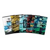Zeszyt szkolny TOP-2000 Pixel A5 / 80 kartek, kratka, 70g 400147680 materiały szkolne
