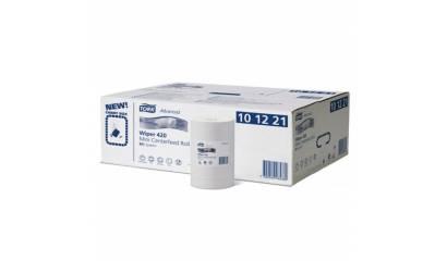 Ręcznik w roli TORK Mini biały 2W,75m, celuloza/makulatura (1rolka) 101221