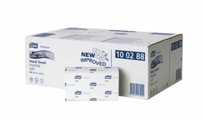 Ręcznik Xpress Premium Soft TORK biały 2W 100288 (21 x 110 listków)