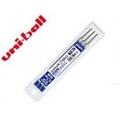 Wkład UNI UFR-22 do długopisu ścieralnego UF-220 TSI, niebieski