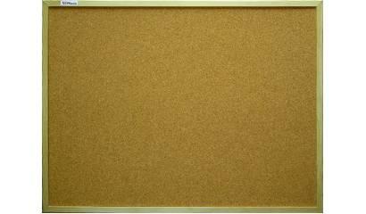 Tablica korkowa VITTORIA rama drewno ECO 60x90 1102