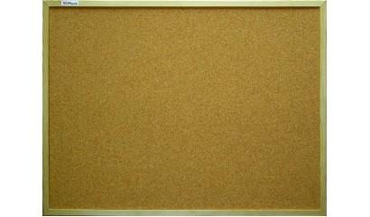 Tablica korkowa VITTORIA rama drewno ECO 90x120 1104