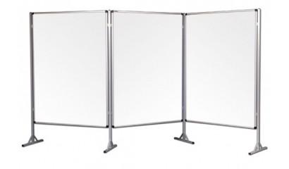 Ścianka ekspozycyjna sucho-magnetyczna VITTORIA 100x120cm 6611