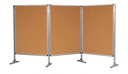 Ścianka ekspozycyjna korkowa VITTORIA 120x160cm 6617