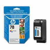 Głowica HP C6578DE No.78 Color (DJ970/1220/PS1215) 19ml