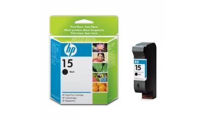 Głowica HP C6615DE No.15 Black (DJ845C/DJ960/DJ970cxi) 25ml