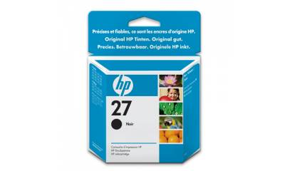 Głowica HP C8727AE No.27 Black (DJ3320,3325,3420) 10ml