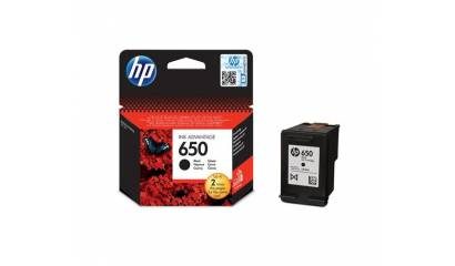 Głowica HP CZ101AE No.650 black (DJ2515,DJ3515) 360 kopii